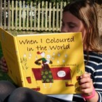 When I Coloured in the World as reviewed by: Jill Bennett