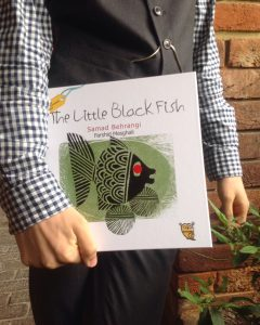New edition of The Little Black Fish