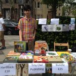 Tiny Owl Publishing at Primrose Hill Summer Fair 2016