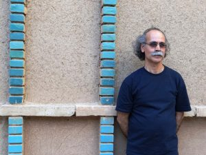 Farhad Hasanzadeh, the author of Will & Nill