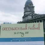 Mark your calendar: 27 May, Greenwich Book Festival!