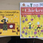 Featured in Chicken Newspaper: When I Coloured in the World