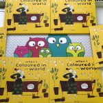 When I Coloured In the World back in stock!