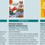 Cinderella of the Nile is a Bookseller Ones to Watch