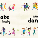 Shake your body and dance!