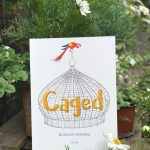 Our newest wordless picture book, Caged