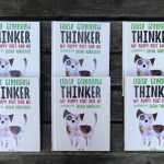 Thinker is full of generous and lively poems! – Carousel