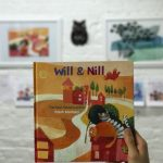 Author of Will & Nill nominated for the Hans Christian Andersen Award!