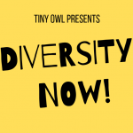 Diversity Now! Are you in?