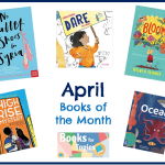 Hoorah! Dare is a Books For Topics book of the month!