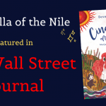 Cinderella of the Nile featured in The Wall Street Journal