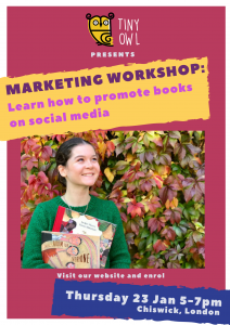 Marketing Workshop poster